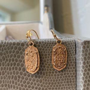 Kendra Scott Drusy Earrings